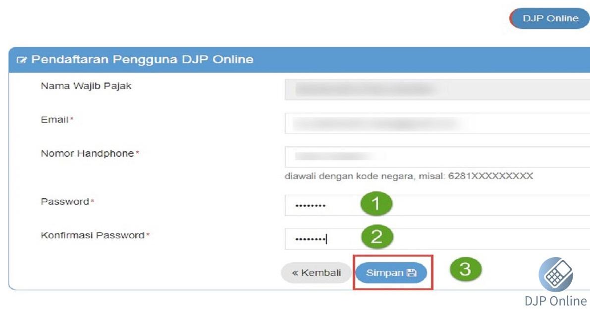 e-billing registeration indonesia 2020