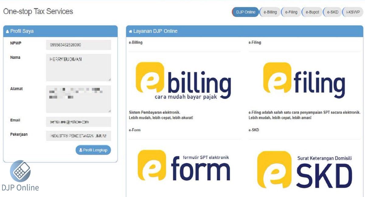 eBilling Registration