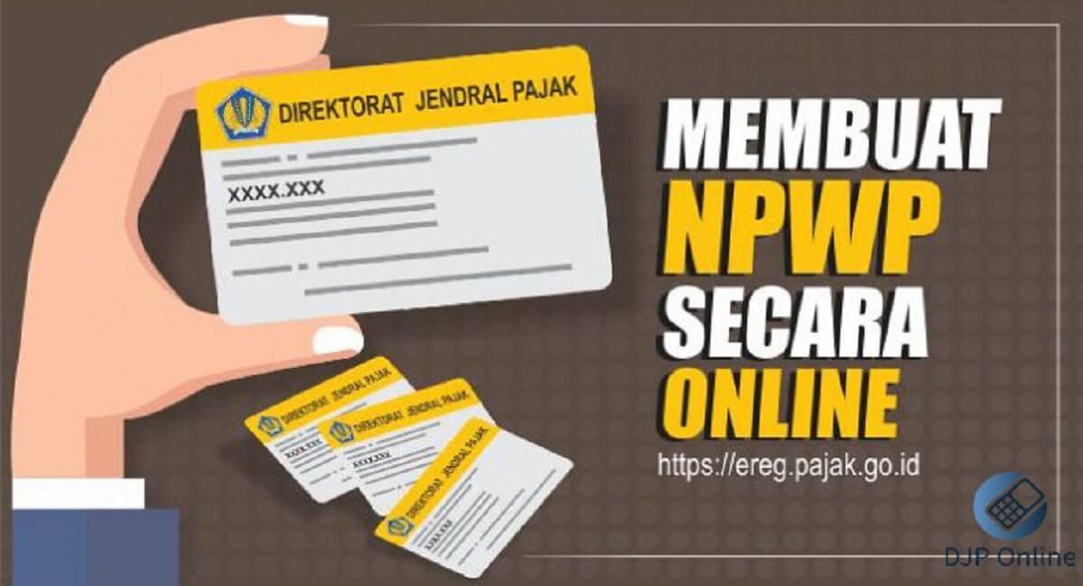 NPWP Online Card 2020