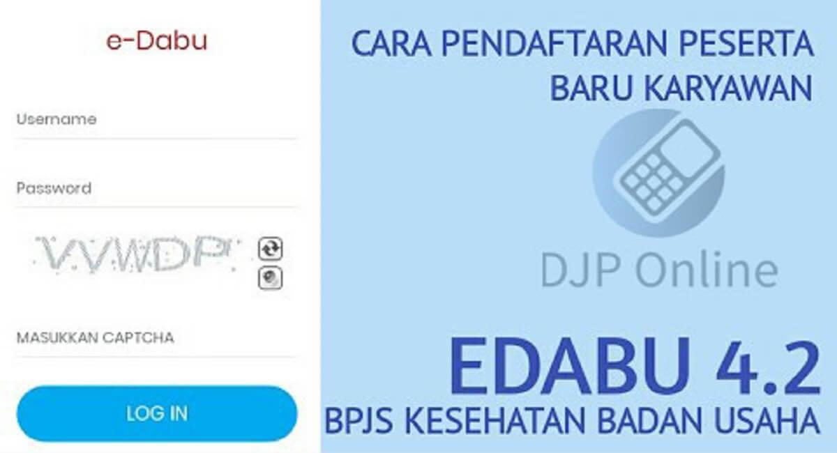 New EDABU 4.2 BPJS Kesehatan 2020
